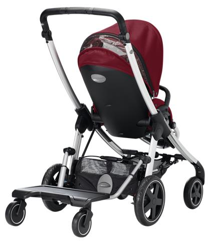 Elea Travel System with base-1843