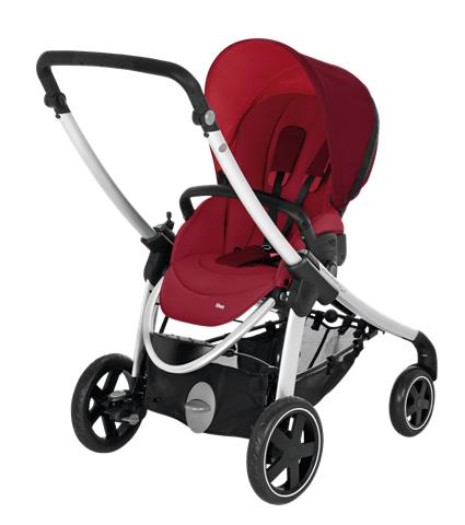 Elea Travel System with base-0