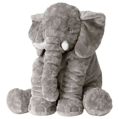 Elephant-Plush-Toy