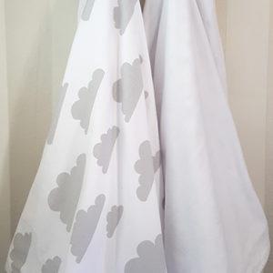 Swaddle Blanket Cloud design