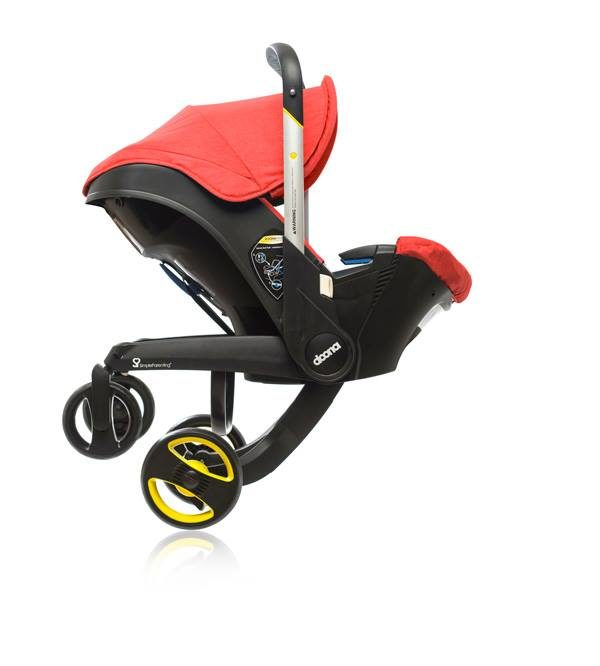Doona™- car-seat-red
