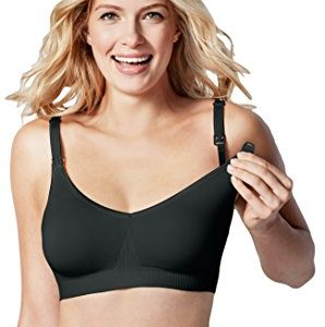 Body Silk Seamless – Black – Large-0