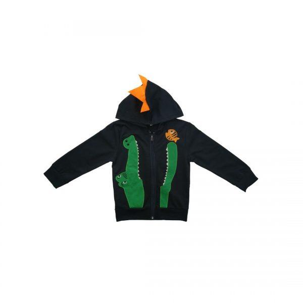 cool-kidz-croco-hoodie-black-orange-spikes