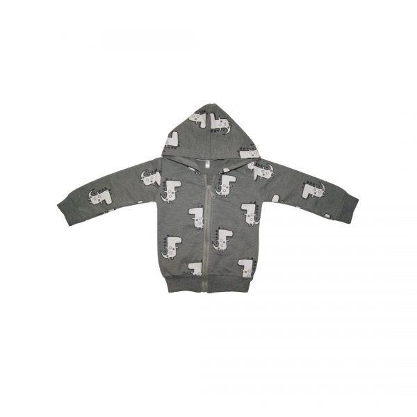 grey-polka-dino-hoodie
