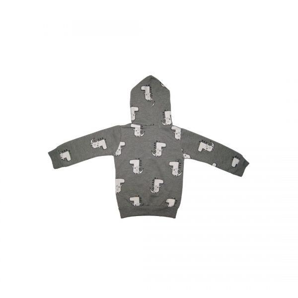 grey-polka-dino-hoodie-back