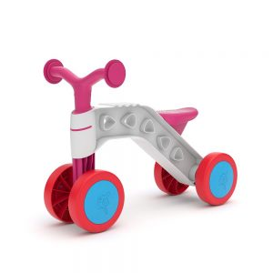 itsibitsi-4-wheel-first-ride-on-white-red-magenta