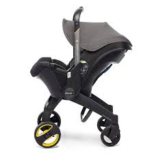 Doona car seat grey