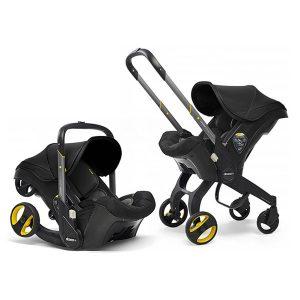 doona car seat and stroller black